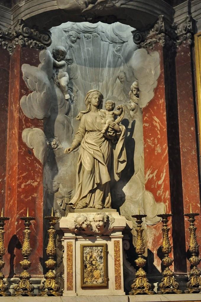 Zdjęcia: Albi, Midi-Pyrénées, Albi, katedra św. Cecylii, FRANCJA