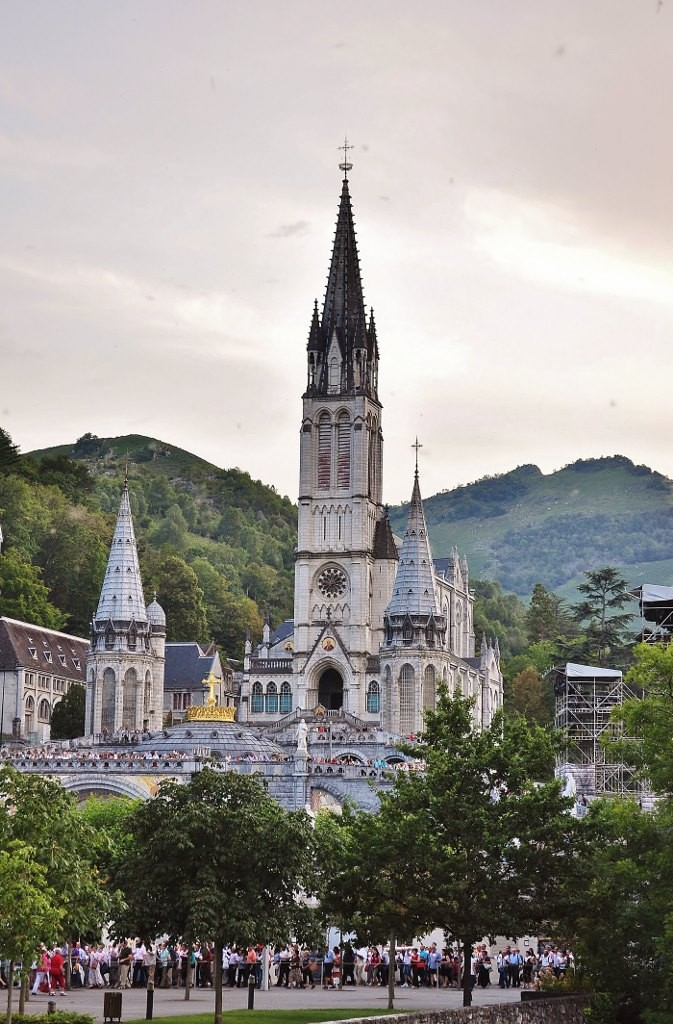 Zdjęcia: Lourdes, Midi-Pyrénées, Lourdes, FRANCJA