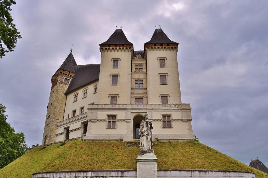 Zdjęcia: Pau, Akwitania, Pau, zamek, FRANCJA