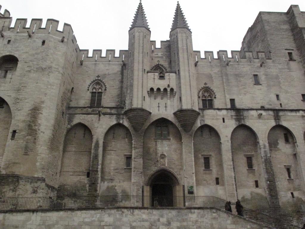 Zdjęcia: Avignion, Avignion, Pałac, FRANCJA