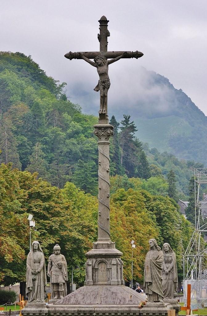 Zdjęcia: Lourdes, Midi-Pyrénées, Lourdes, sanktuarium, FRANCJA