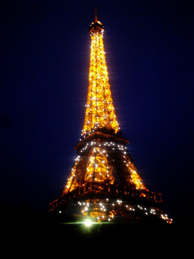 Zdjęcia: Paryż, Wieża , FRANCJA