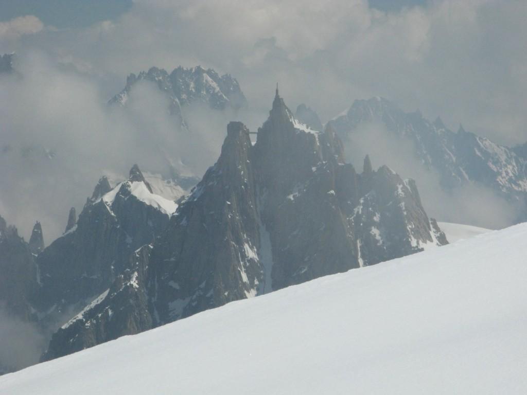 Zdjęcia: mont blanc, alpy, jeden dzień na mont blanc, FRANCJA