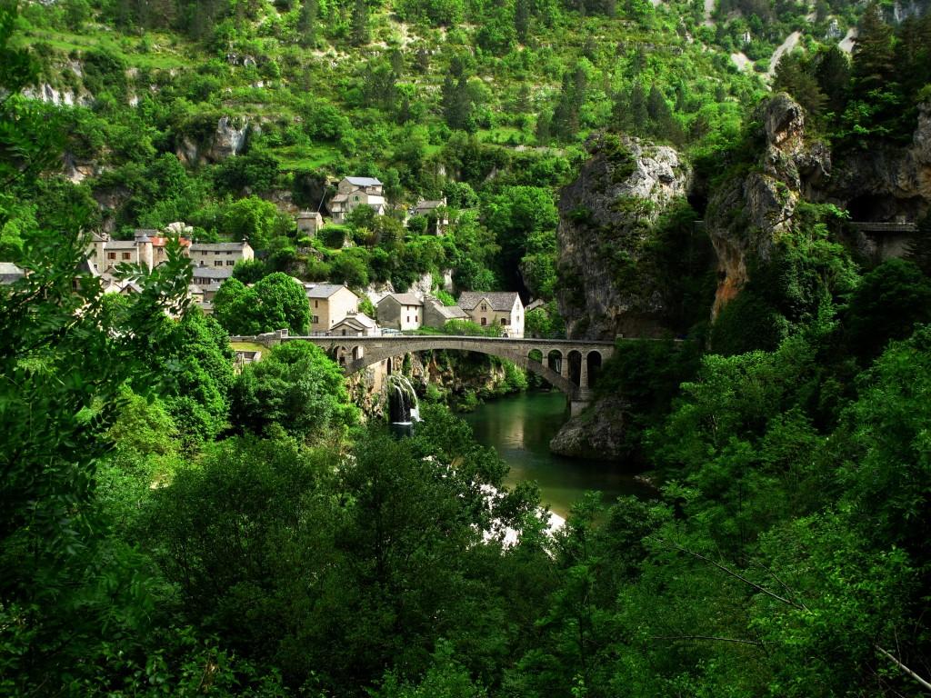 Zdjęcia: Gorges du Tarn, Midi Pyrenees, tarn_may_looove_4, FRANCJA