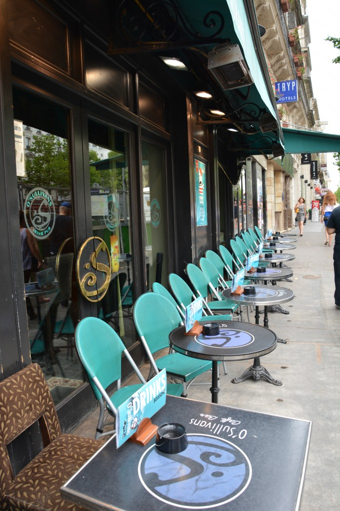 "Zdjęcia: Paryż, Dla Paryżan ""życie to teatr"" ;), FRANCJA"
