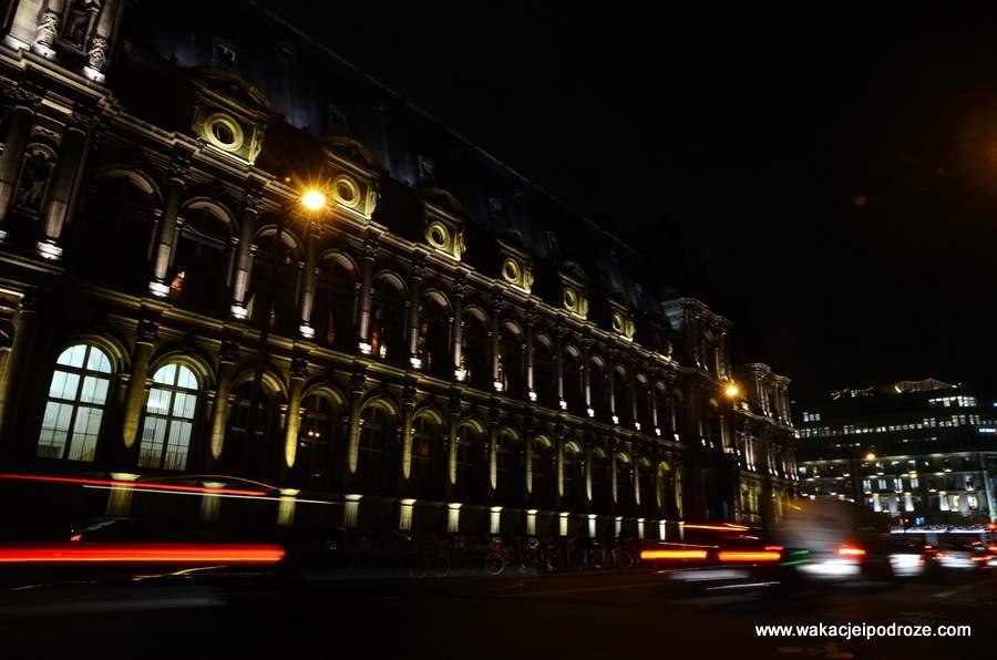 Zdjęcia: Nad Sekwaną, Paryż, Paryż nocą, FRANCJA