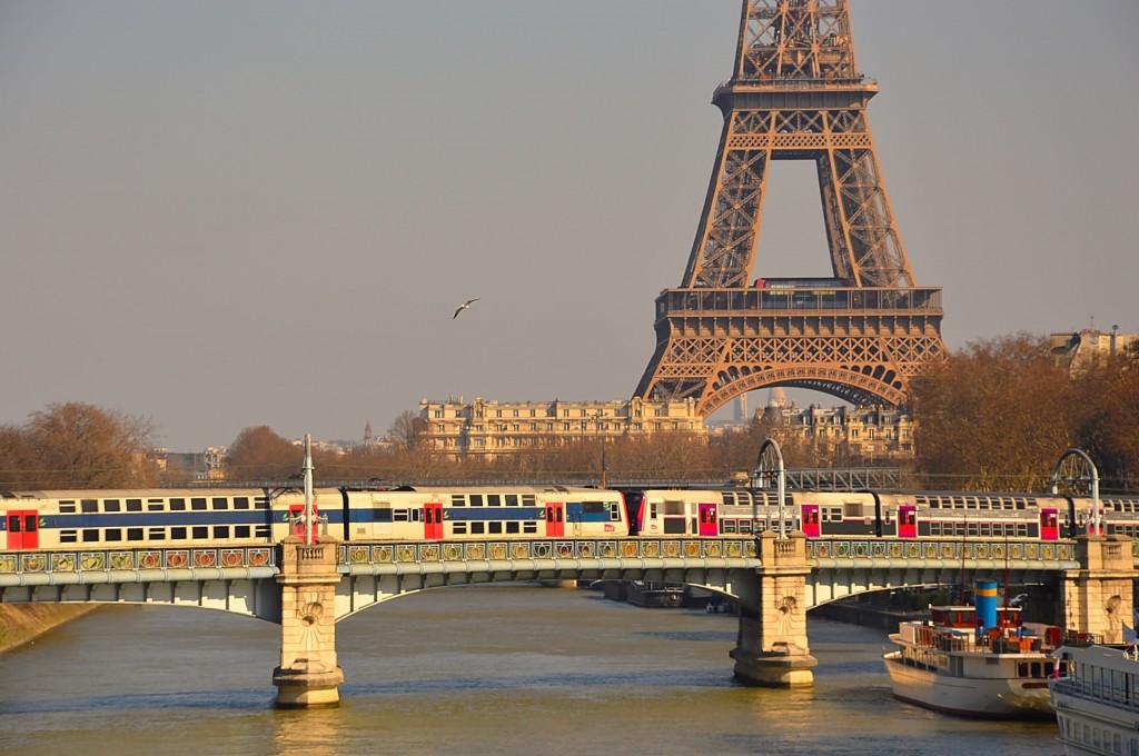 Zdjęcia: Paryż, Pocztówka  z Paryża, FRANCJA