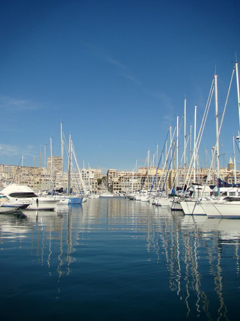 Zdjęcia: Marsylia, Prowansja, Vieux Port, FRANCJA