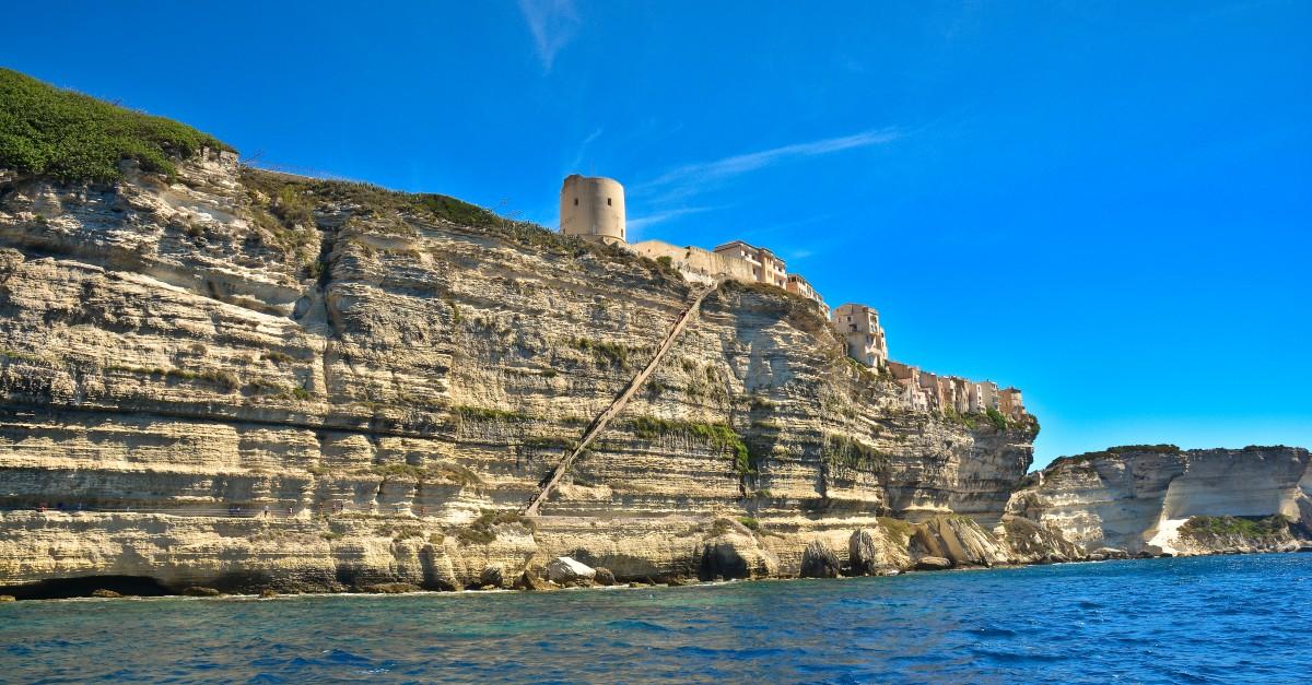 Zdjęcia: Bonifacio, Korsyka, Korsyka. Bonifacio, FRANCJA