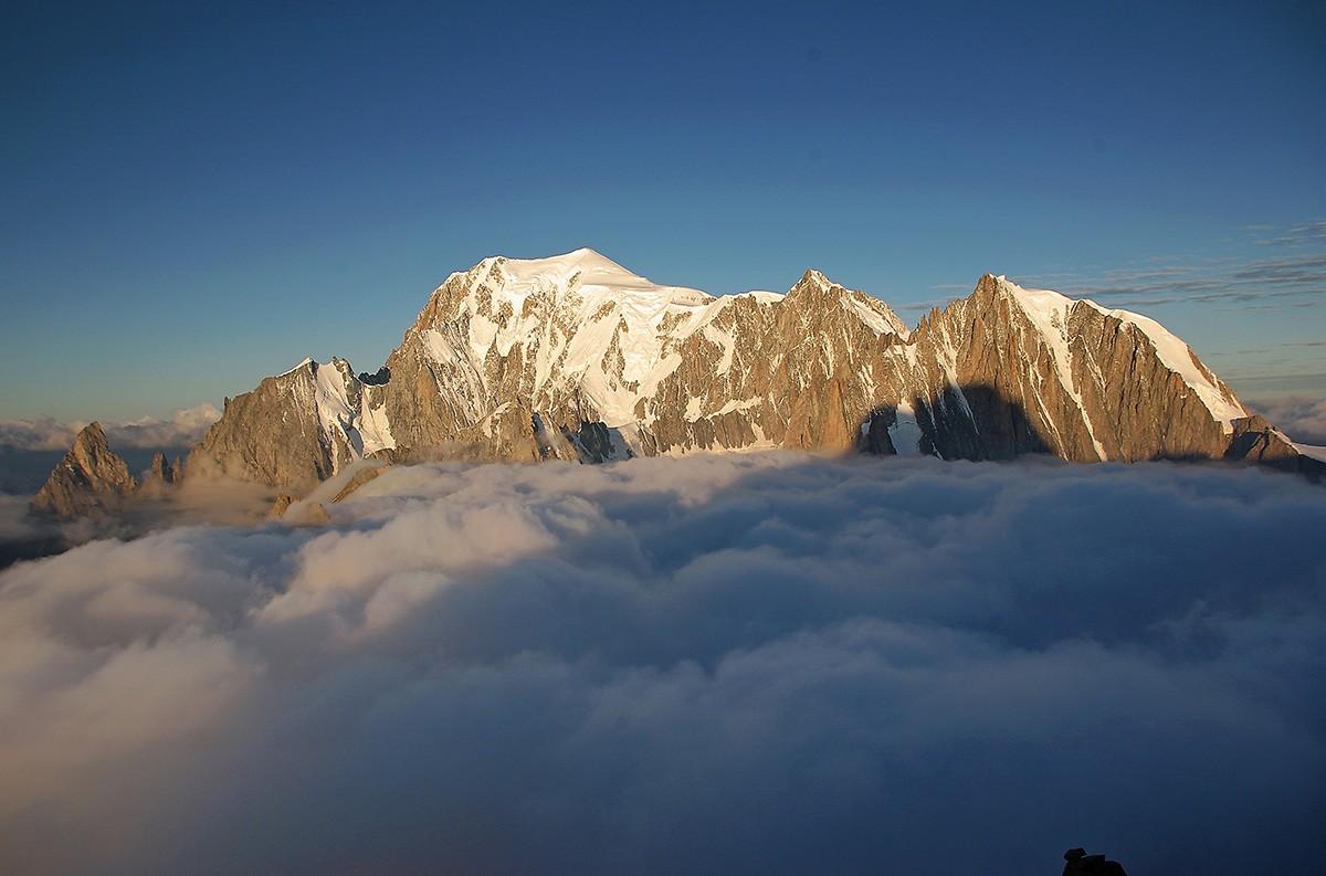 Zdjęcia: Chamonix, Auvergne-Rhône-Alpes, Mont Blanc , FRANCJA