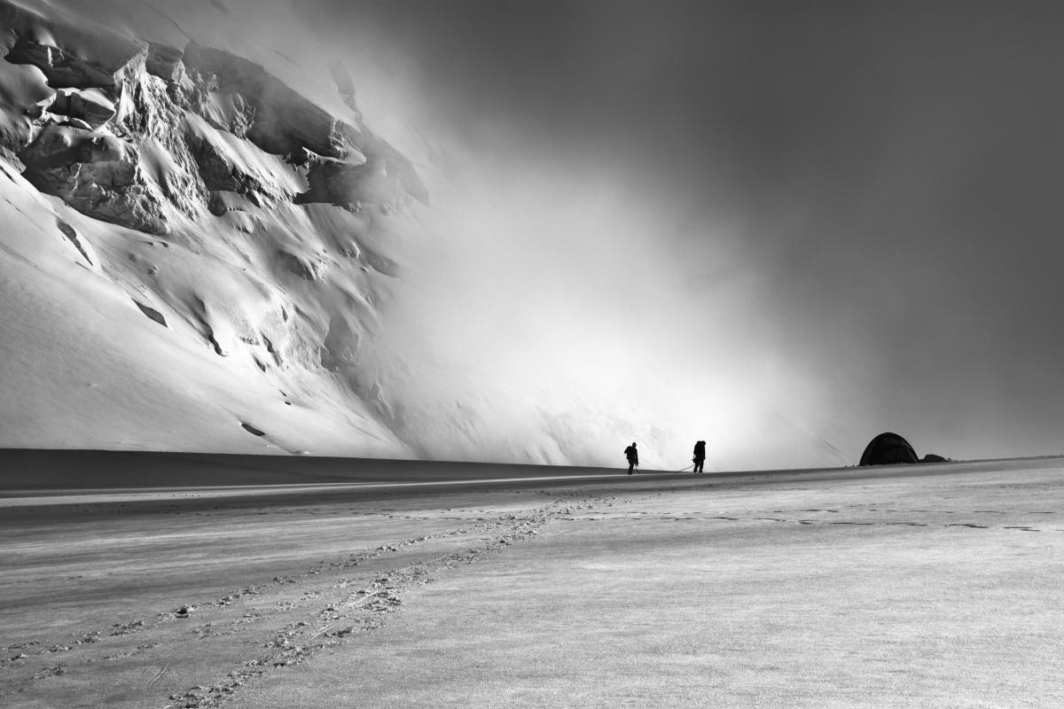 Zdjęcia: Chamonix, Alpy, ostatnie metry, FRANCJA