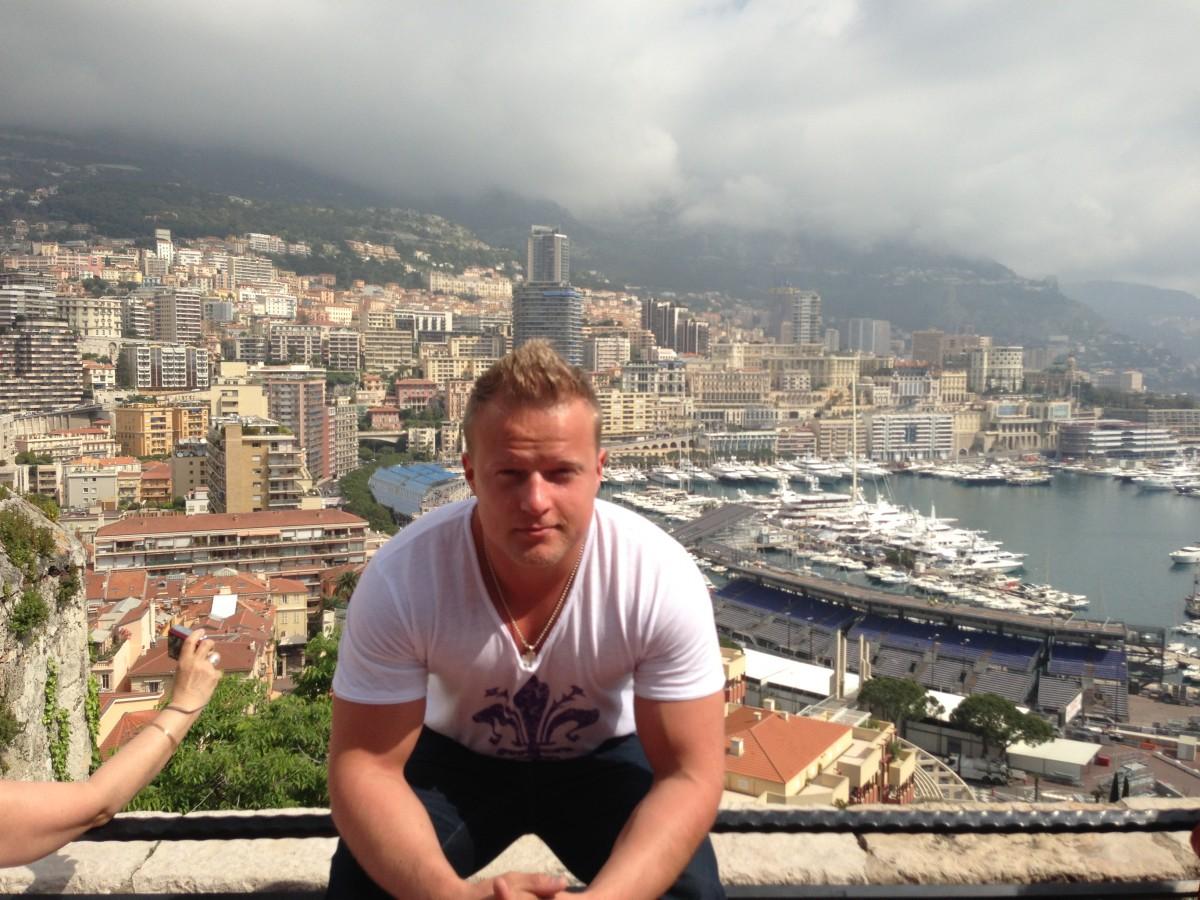 Zdjęcia: Grand prix, Monaco, Ja, FRANCJA