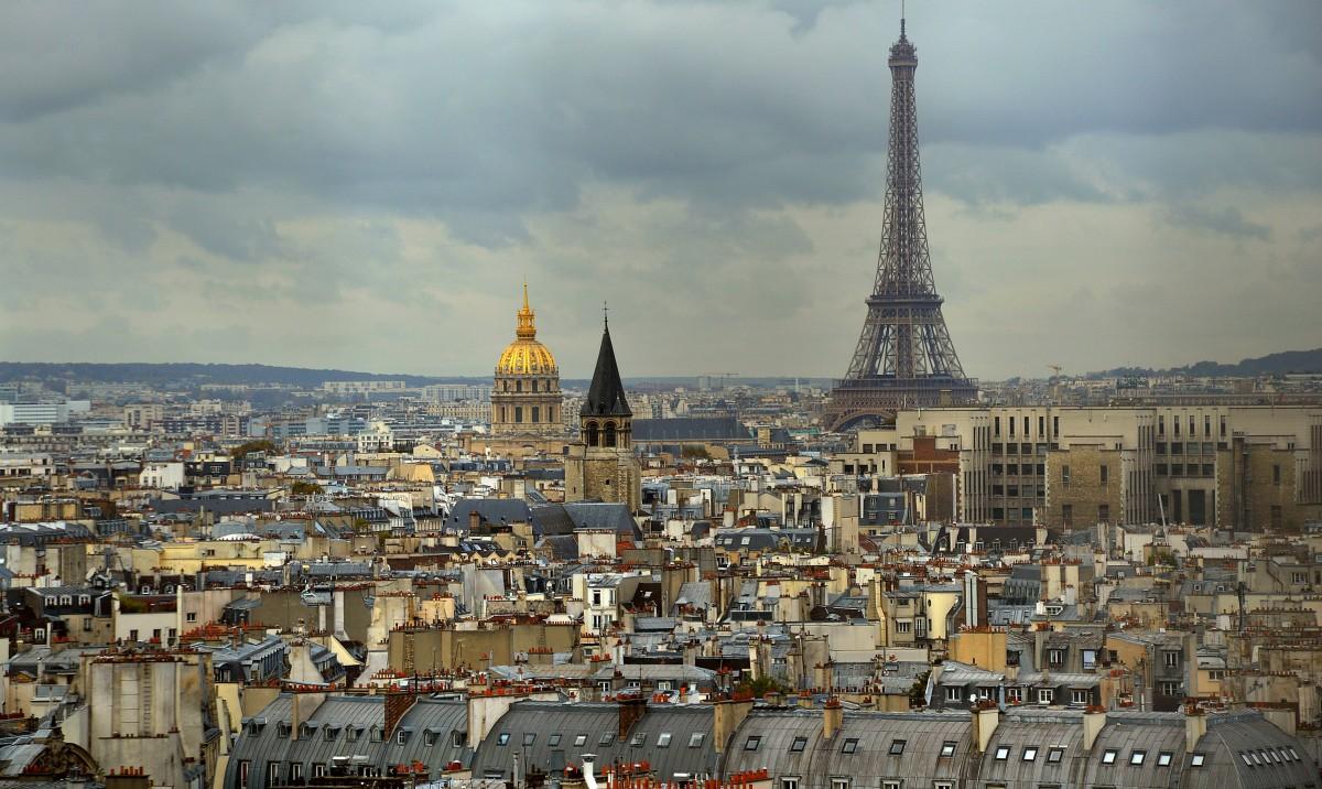 Zdjęcia: Paryż, Mroczny Paryż, FRANCJA