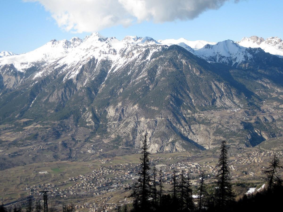 Zdjęcia: Risoul, Alpy Wysokie, wysoko..., FRANCJA