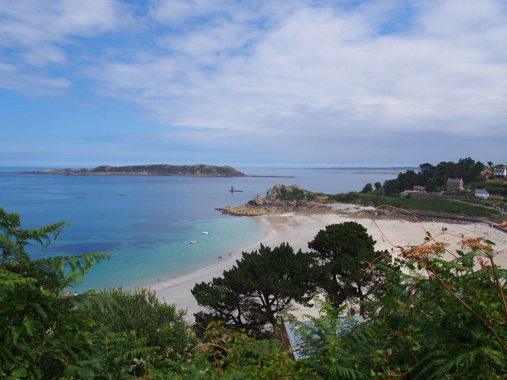 Zdjęcia: ., Bretania, wybrzeże w Bretanii, FRANCJA