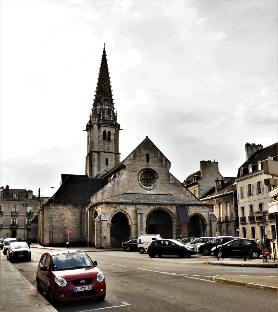 Zdjęcia: Dijon, Burgundia, Dijon, katedra. 0kolice, FRANCJA