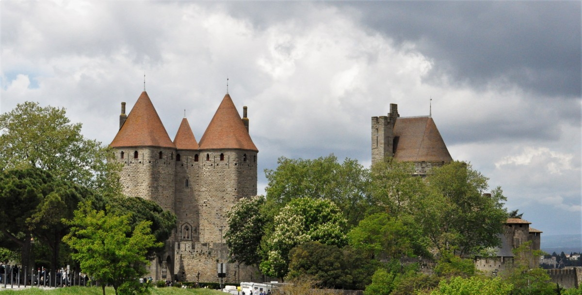 Zdjęcia: Carcassonne,  Languedoc, Carcassonne, FRANCJA
