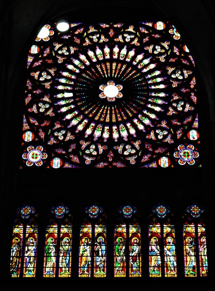Zdjęcia: Troyes, Szampania, Troyes, katedra św. św. Piotra i Pawła (XIII-XVII wiek), FRANCJA