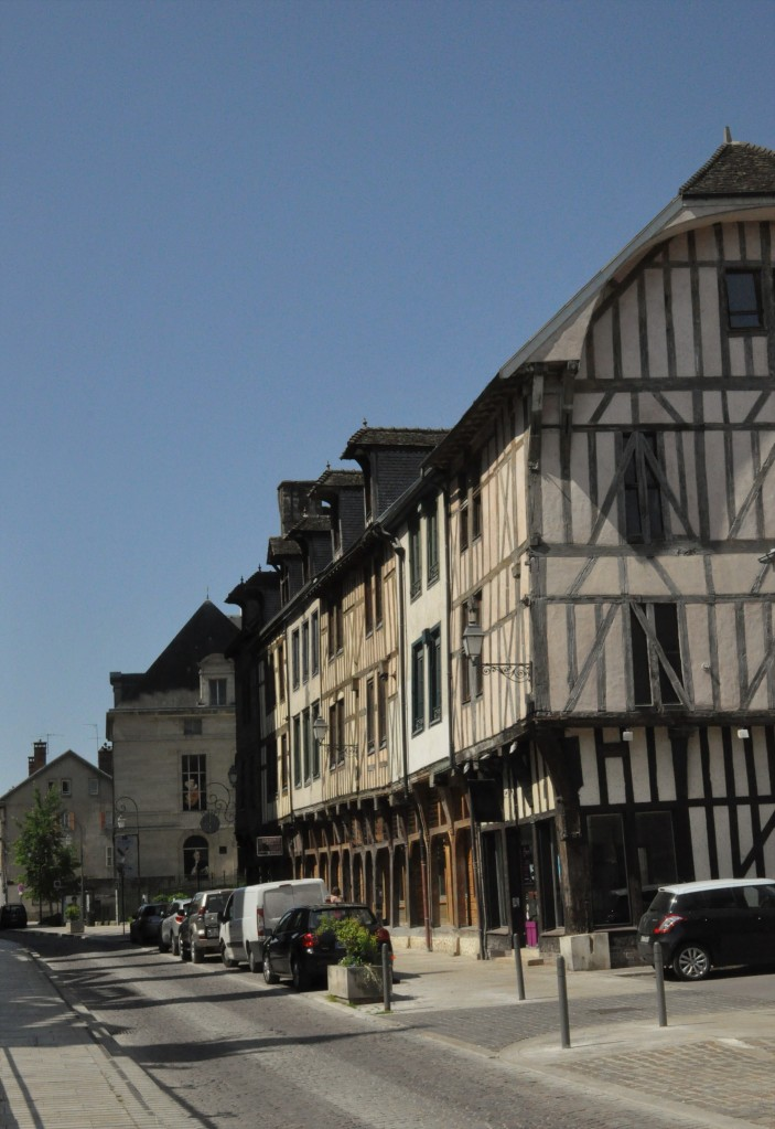 Zdjęcia: Troyes, Szampania, Troyes, zakamarki, FRANCJA