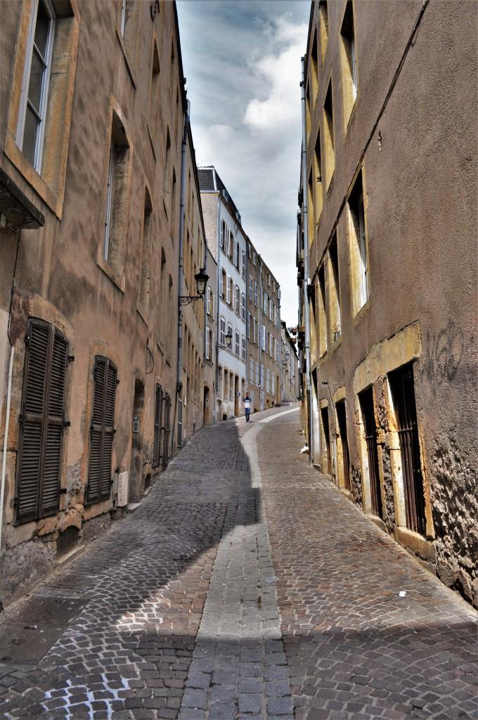Zdjęcia: Metz, Lotaryngia, Metz, zakamarki, FRANCJA