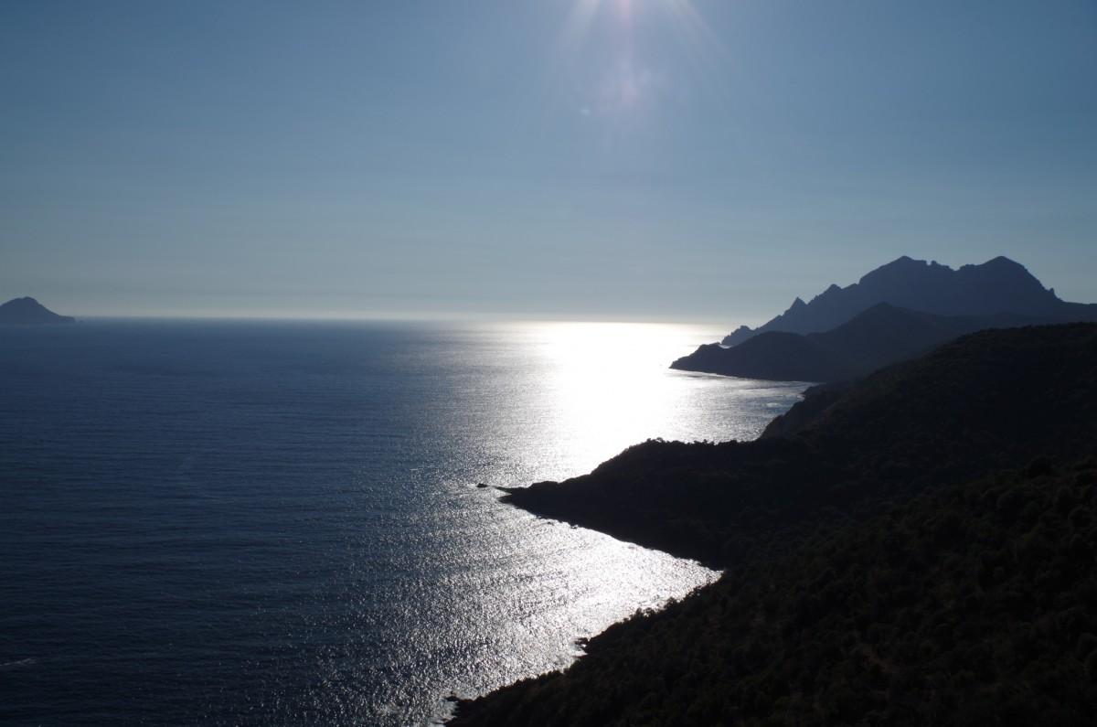 Zdjęcia: Zachodnie wybrzeże, Korsyka, Korsyka, FRANCJA