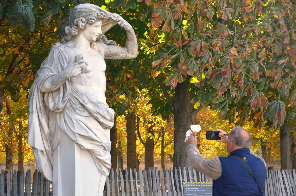 Zdjęcia: Paryż, Takie czasy....., FRANCJA