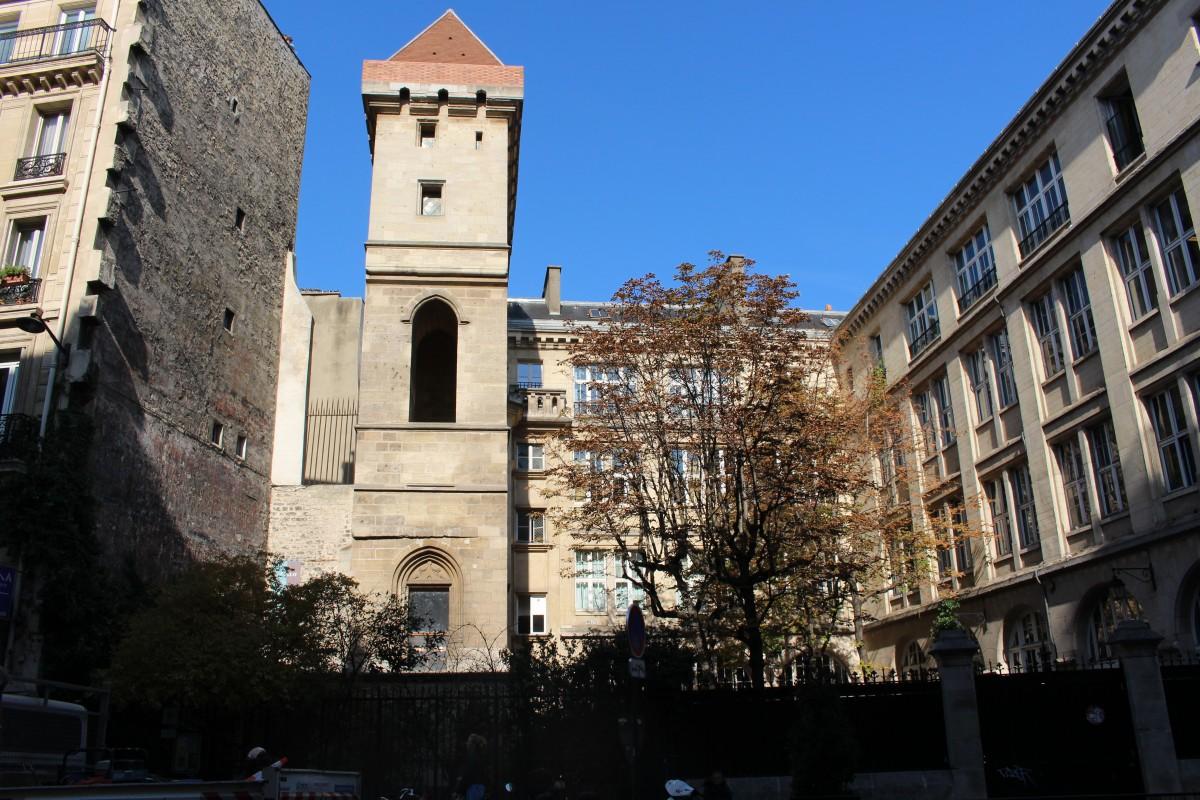 Zdjęcia: Paryż, Ile-de-France, Wieża Jana Bez Trwogi, FRANCJA