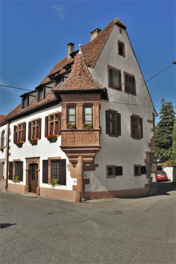 Zdjęcia: Wissembourg, Alzacja, Wissembourg, zakamarki, FRANCJA