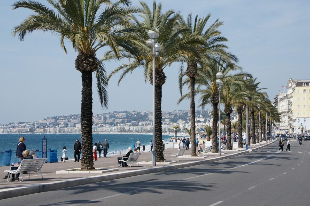 Zdjęcia: Nicea, Prowansja, Lazurowe Wybrzeże, FRANCJA