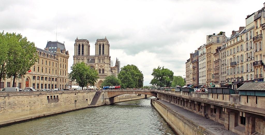 Zdjęcia: Paryż, Katedra, FRANCJA