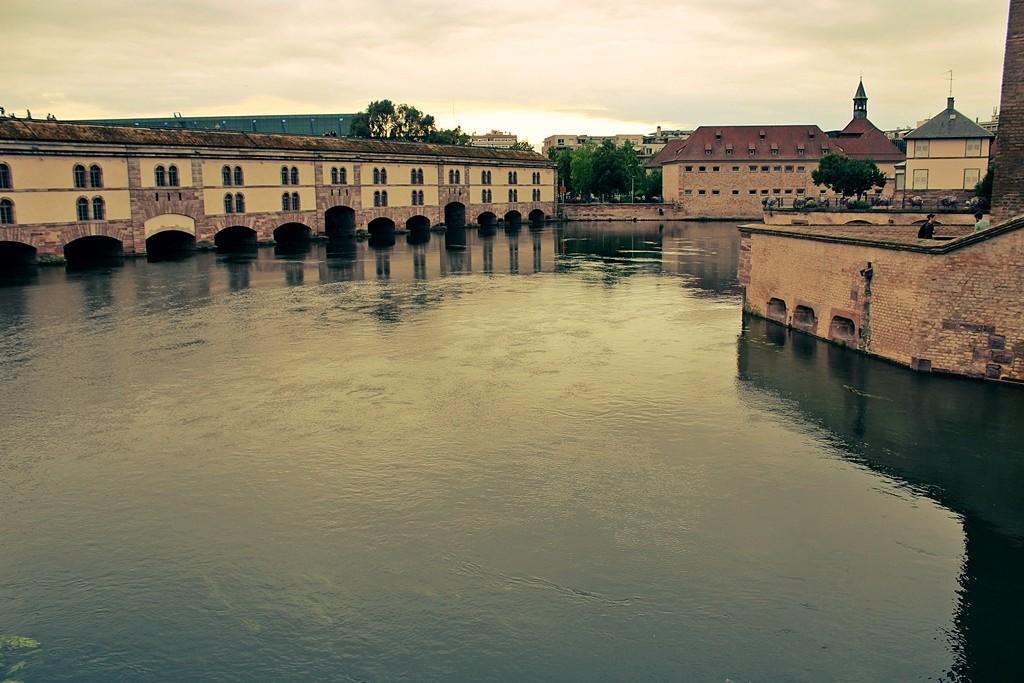 Zdjęcia: Strasburg, Alzacja, Spokój, FRANCJA