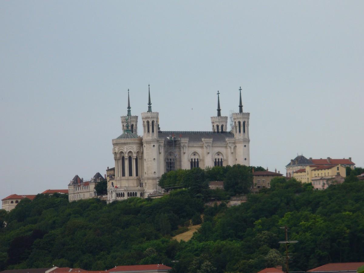 Zdjęcia: Lyon, Owernia-Rodan-Alpy, Lyon, Fourviere, FRANCJA