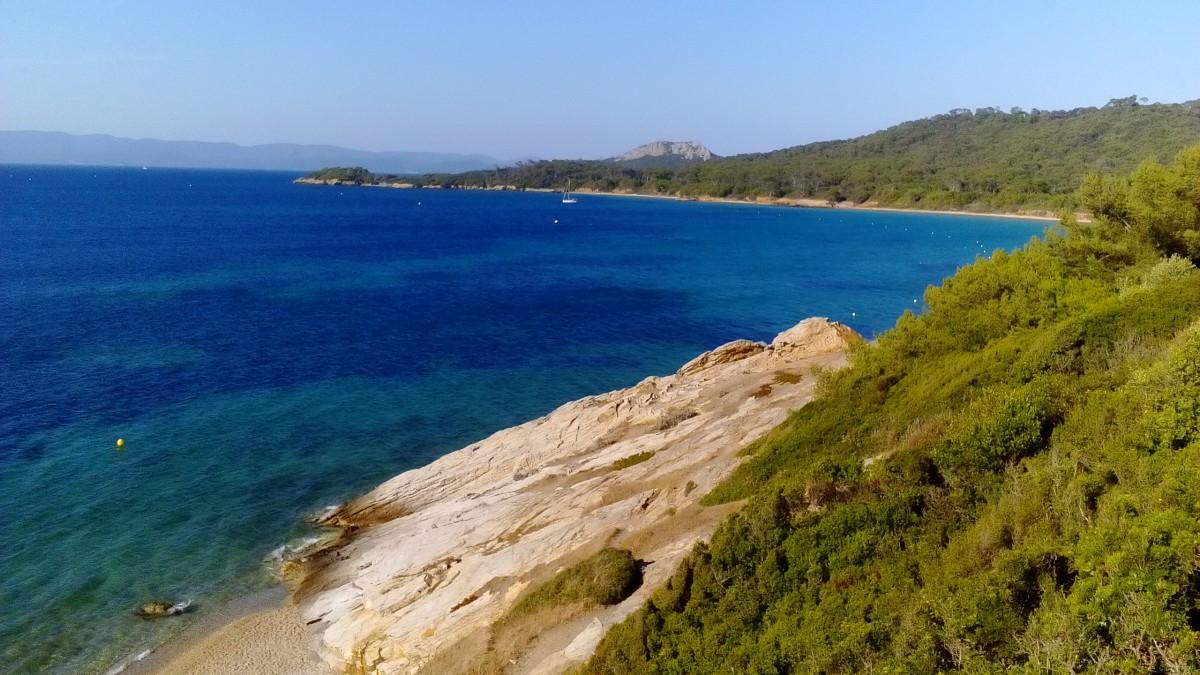 Zdjęcia: Porquerolles, Lazurowe Wybrzeże, Na wyspie Porquerolles, FRANCJA