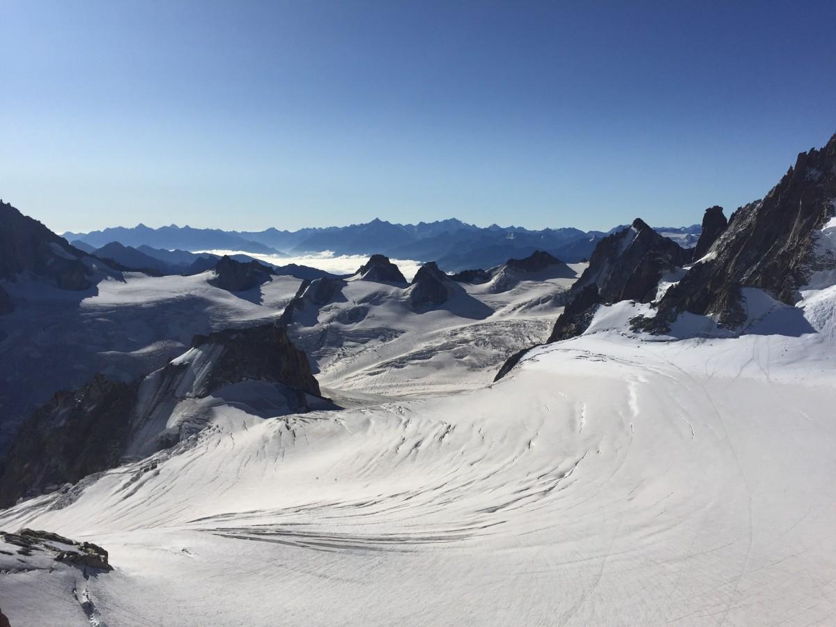 Zdjęcia: Rejony Chamonix- Mount Blanc, Górskie rejony, FRANCJA