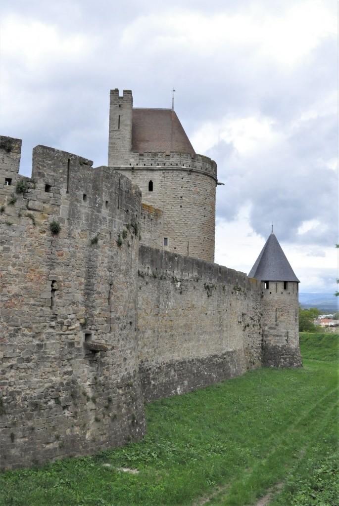 Zdjęcia: Carcassonne, Oksytania, Carcassonne, FRANCJA