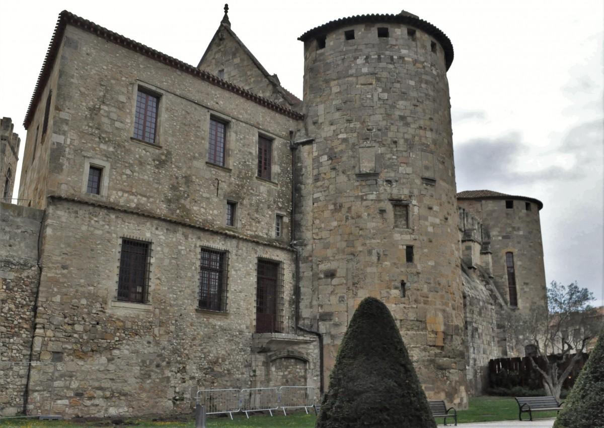 Zdjęcia: Narbonne, Oksytania, Narbonne, średniowieczny pałac biskupi, FRANCJA