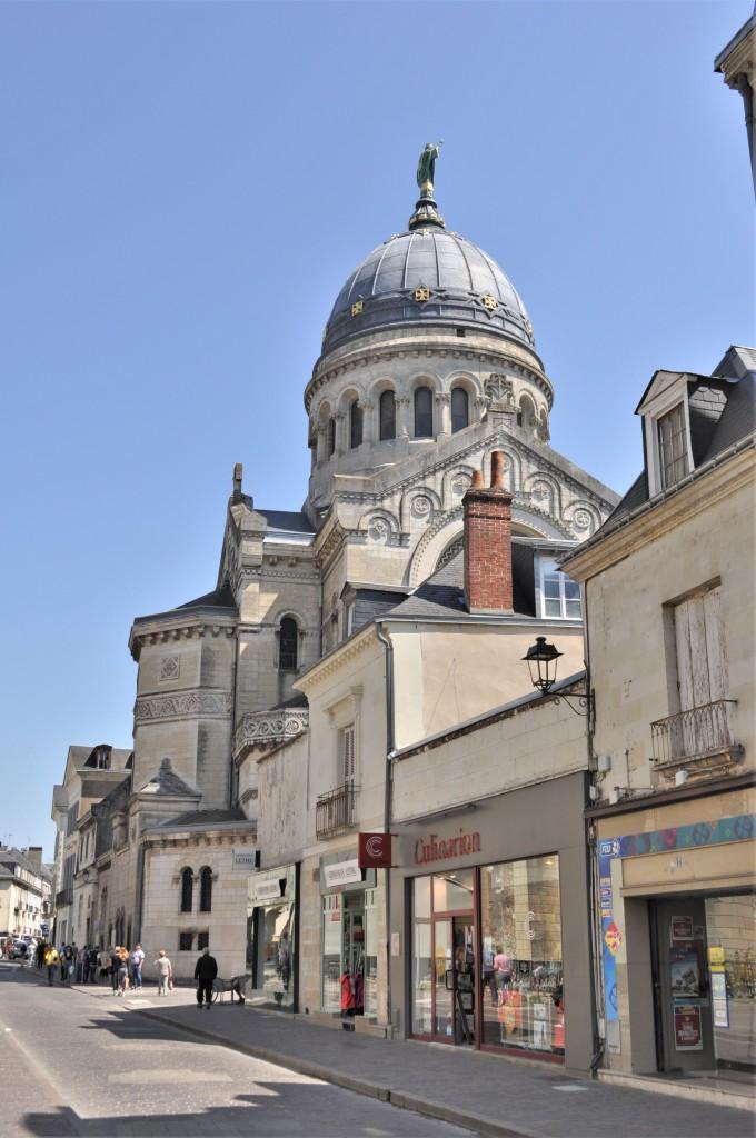 Zdjęcia: Tours, Region Centralny, Tours, bazylika św. Marcina, FRANCJA