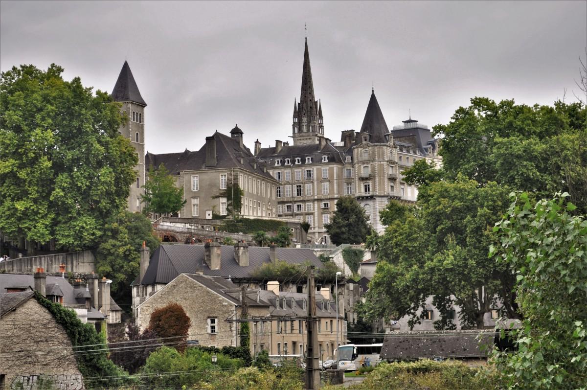 Zdjęcia: Pau, Pireneje, Pau, Parlement de Navarre, FRANCJA