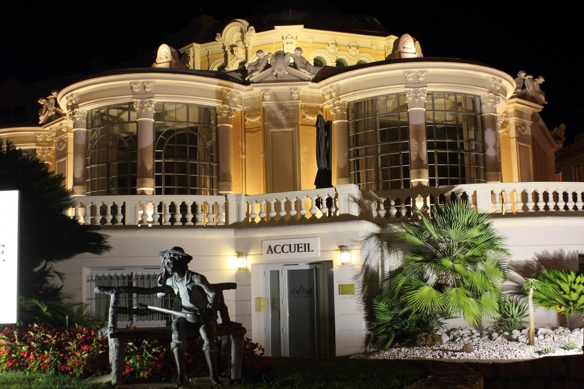 Zdjęcia: Beaulieu , Côte d'Azur, Rotunda, FRANCJA