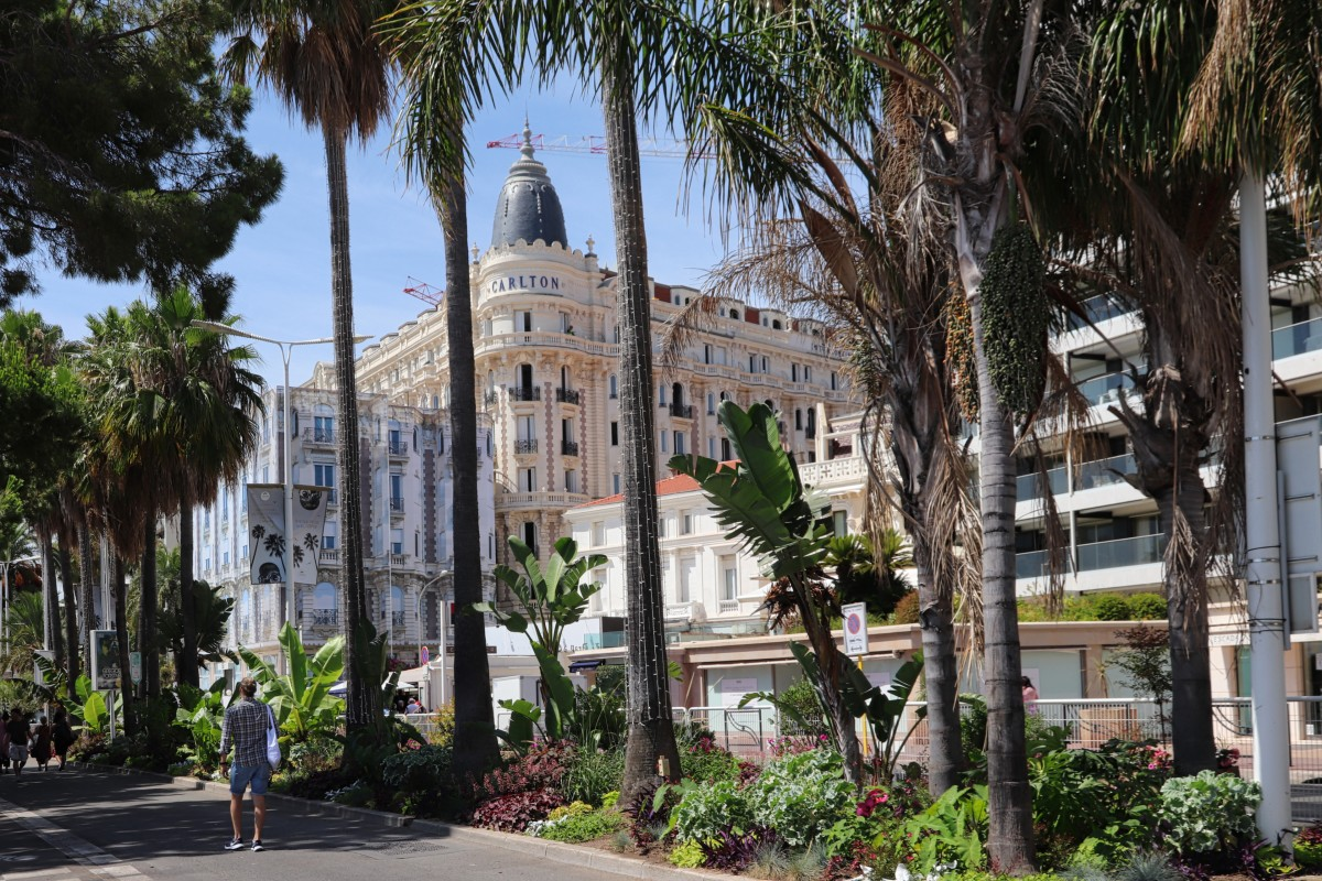 Zdjęcia: Cannes , Alpes Maritimes, festiwalowe, FRANCJA
