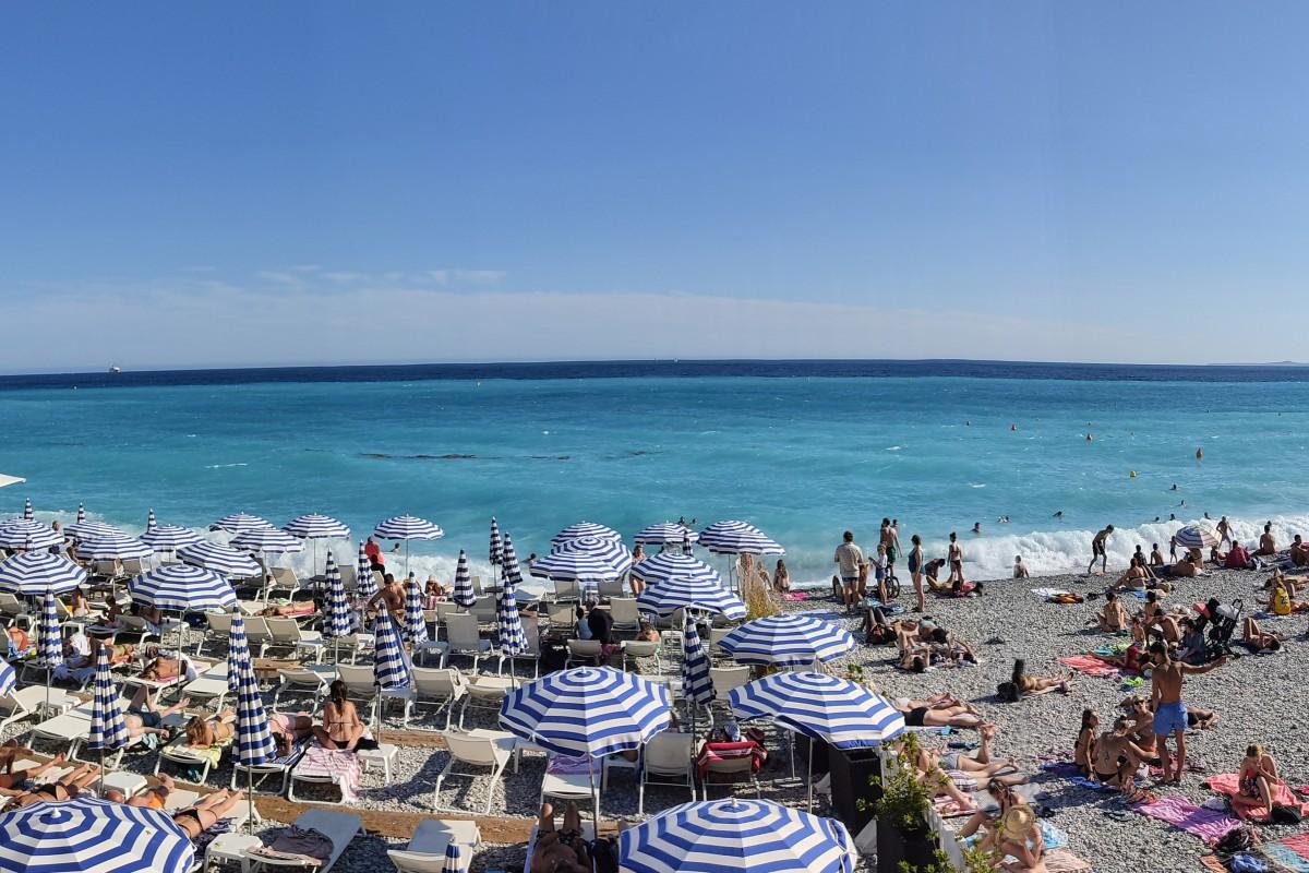 Zdjęcia: Nice, Côte d'Azur, panorama , FRANCJA