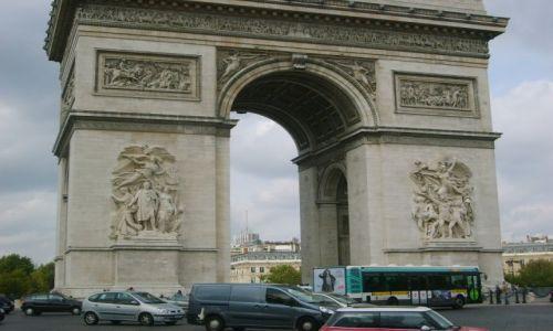 Zdjecie FRANCJA / - / Paryż / Paryż