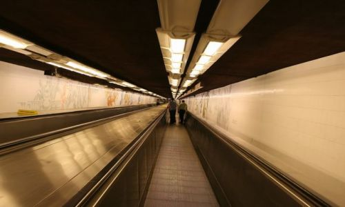 FRANCJA / - / Paryż / Metro
