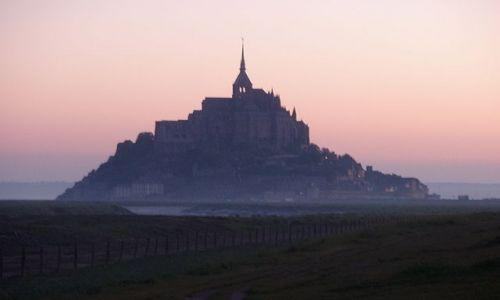 FRANCJA / Normandia / Mont Saint Michel / Mont Saint Michel