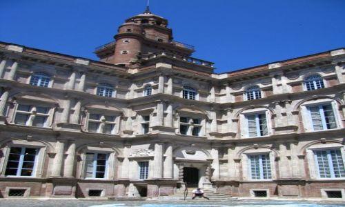Zdjęcie FRANCJA / Langwedocja-Roussillon / Tuluza / hotel d'Assezat