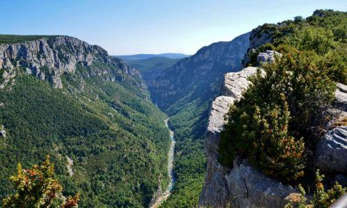 Zdjecie FRANCJA / Provance / Canyon du Verdun / Georges du Verd