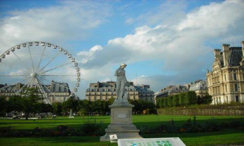 Zdjecie FRANCJA / - / Paris, le Louvre / Paris Eye