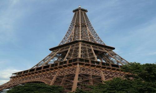 FRANCJA / - / Paris / Wieża Eiffel'a