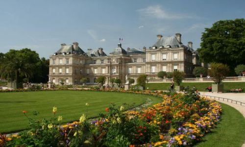 FRANCJA / - / Paryż / Pałac Luxembourg