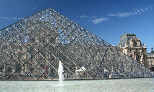FRANCJA / - / Paryż / Luwr